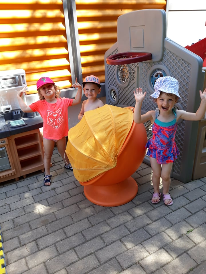 Lato, lato, lato, lato baw się z nami!